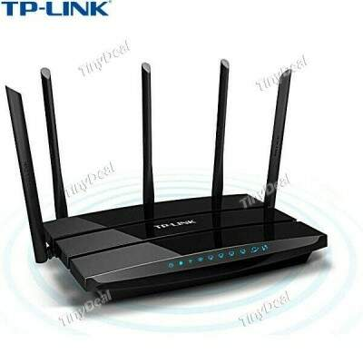 (TP-LINK) TL-WDR4320 2.4G/5G Dual Band Gigabit 750Mbps 300 + 400Mbps Wireless Router ECAHP-279842