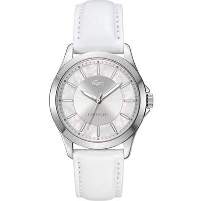 Lacoste Leisure Sofia White Steel LC2000733