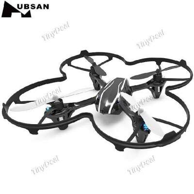 Hubsan X4 H107L 2.4GHz 4-Channel LCD Controle Remoto Quadcopter Aircraft UFO TRC-302804