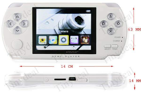 MP3 MP4 MP5 Game Player Portable Multimedia 4 GB