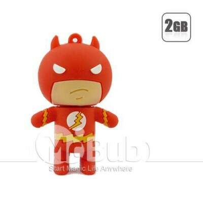 O bonito Flash Design USB Flash Disk para Os Vingadores