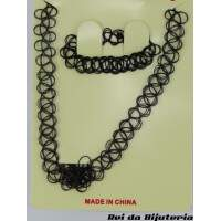 CL3921 - Conjunto Moda Tatoo