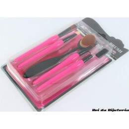 AC0732 - Kit Pincéis Luxo Super Make Up Brush - M2
