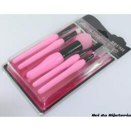 AC0735 - Kit Pincéis Luxo Super Make Up Brush - M5
