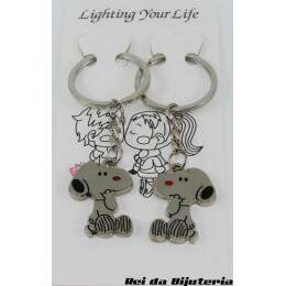 AC0792 - Par de Chaveiros Lighting Your Life - M2