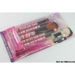 AC0869 - Kit Pincéis Cosmetic Brushes