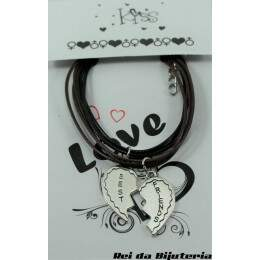 PS5007 - Pulseira Bijuteria D&R Best Friends - M7