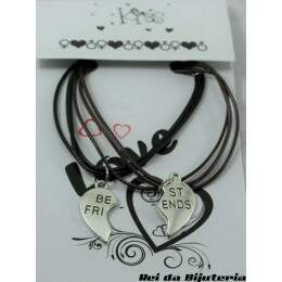 PS5010 - Pulseira Bijuteria D&R Best Friends - M10