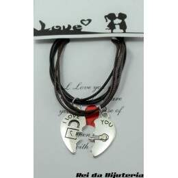 PS5011 - Pulseira Bijuteria D&R Best Friends - M11