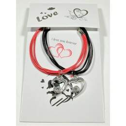 PS5087 - Pulseira Bijuteria D&R Best Friends - M14