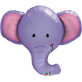 Balao Elefante Elated Elephant Ellie The Elefant 17628