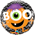 Balão Halloween Boo! Monster Chevron- 18491
