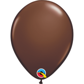 Balão Marrom Chocolate Brown 68778 Qualatex