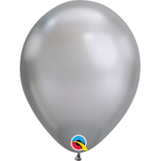 Balão chrome  11polegadas  varias cores Qualatex
