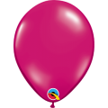 Balão de Látex Jewel Magenta 99324  Qualatex