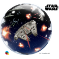 Bubble Star Wars 24 pol duplo dois lados -Qualatex