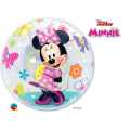 Bubble Disney Minnie Mouse Bow-Tique Qualatex