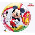 Bubble Disney Mickey Mouse e Pateta  Qualatex