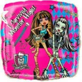 Balão Monster High Graduacion Anagram