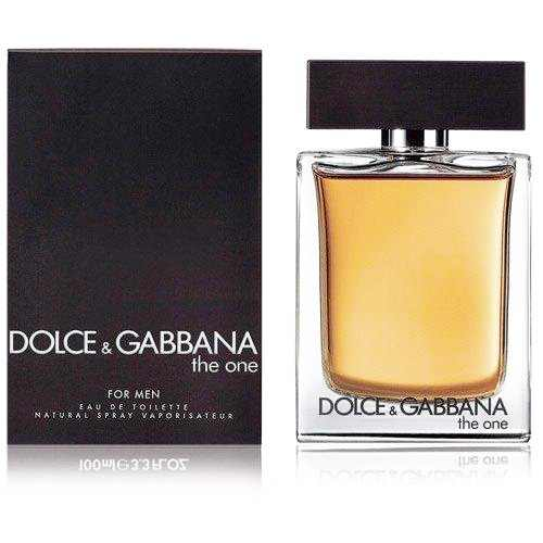THE ONE FOR MEN de DOLCE & GABBANA EDT MAS