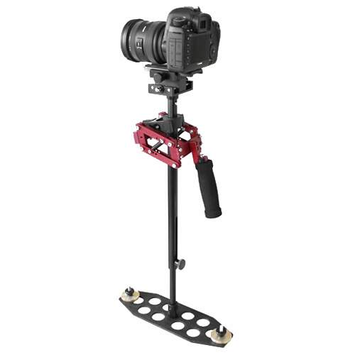 Steadycam Flying-hand action