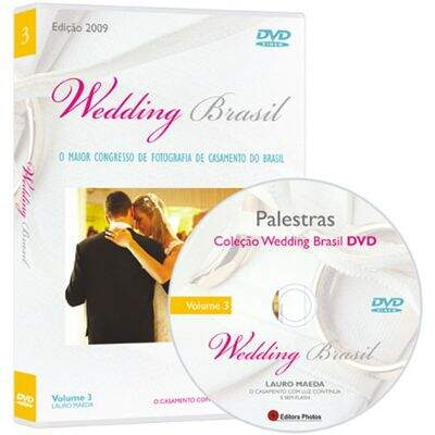 DVD Wedding Brasil -volume 3