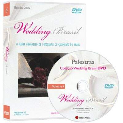 DVD Wedding Brasil -volume 4