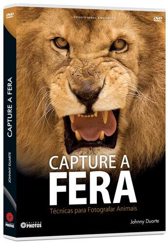 DVD CAPTURE A FERA  Por Johnny Duarte