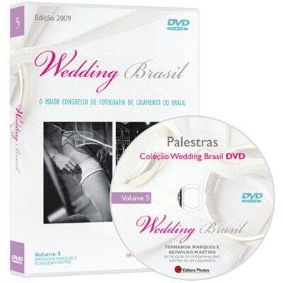 DVD Wedding Brasil -volume 5