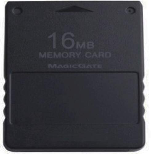 Memory Card PS 2 16MB