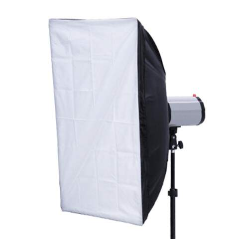 Softbox 45x45cm p/Flash K150 e 250DI