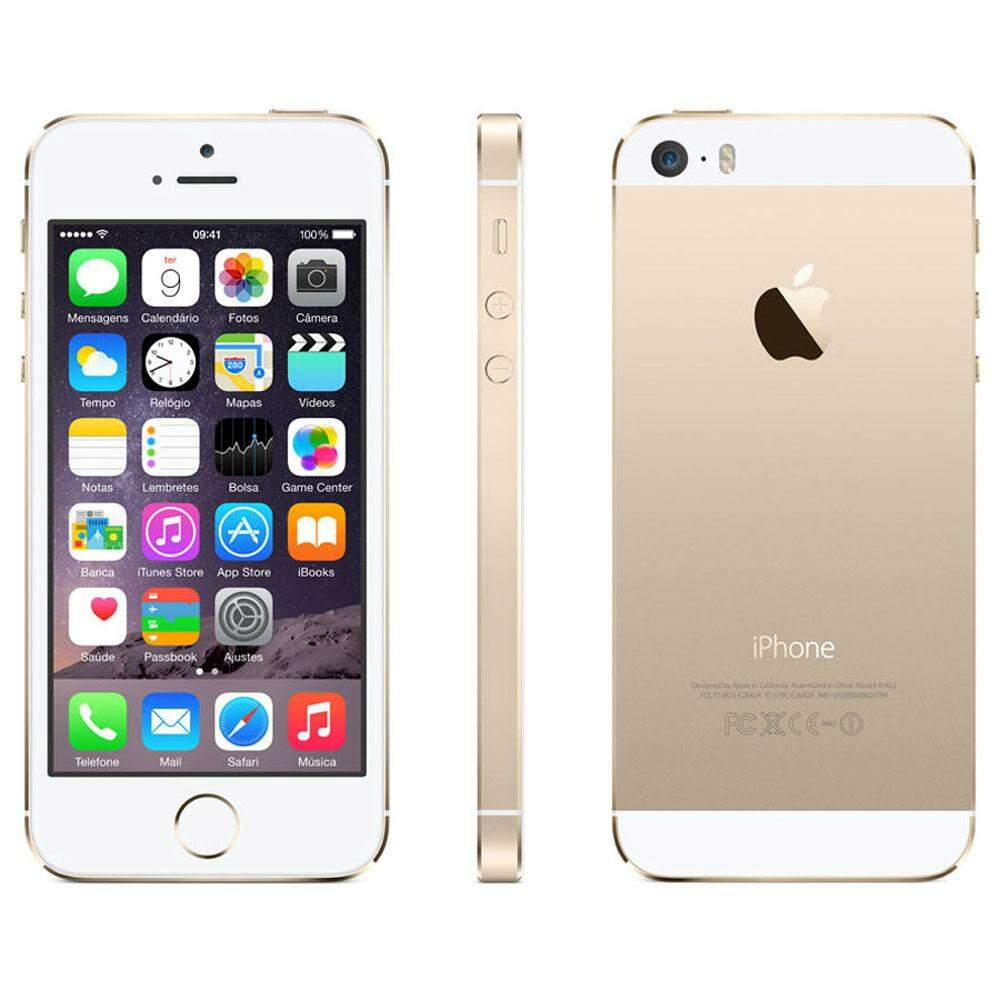 APPLE IPHONE 5S DOURADO 16GB