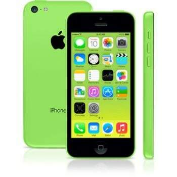 APPLE IPHONE 5C VERDE 16GB