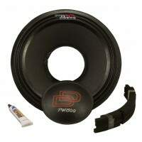 Reparos DDPW1512 Digital Designs Woofer 12 Polegadas 1500WRMS