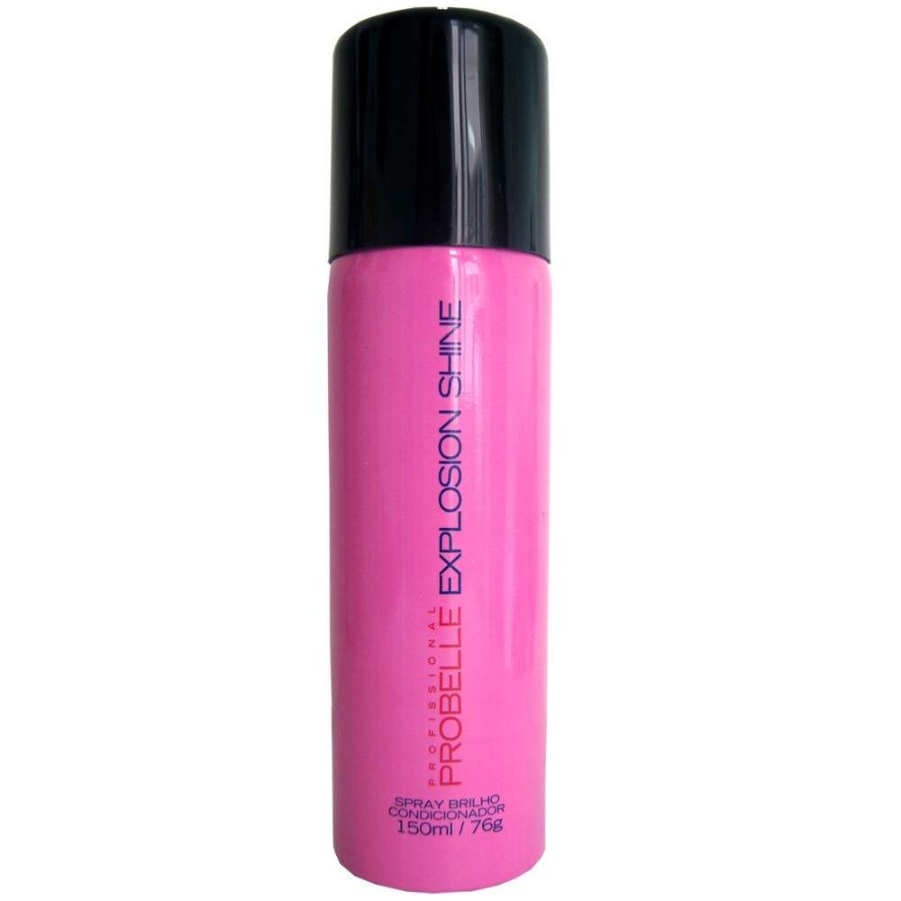 Probelle Explosion Shine Spray de Brilho Condicionador - 150ml