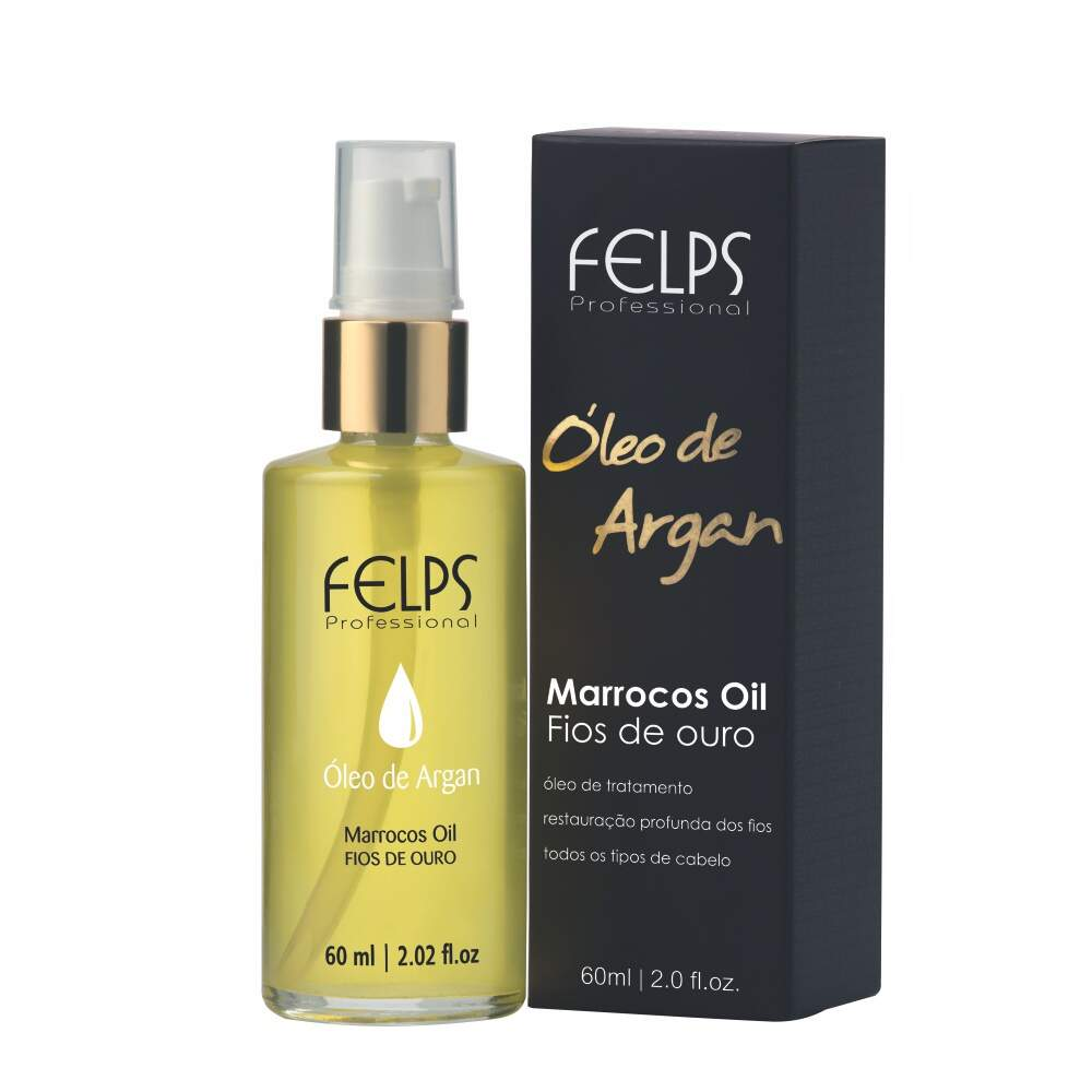 Felps Óleo de Argan Marrocos Oil - 60ml