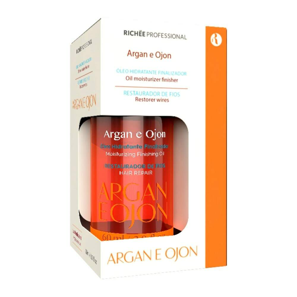 Richée Professional Óleo Restaurador Argan e Ojon - 60ml