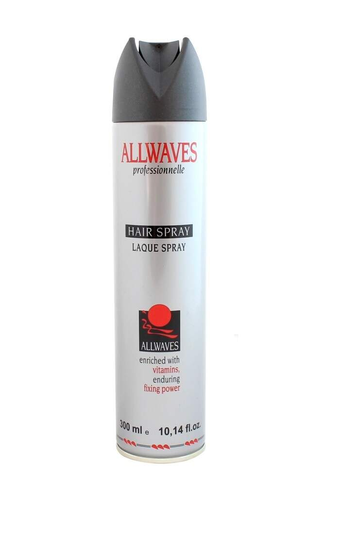 Allwaves Professionnelle Spray Fixador de Penteado - 300ml