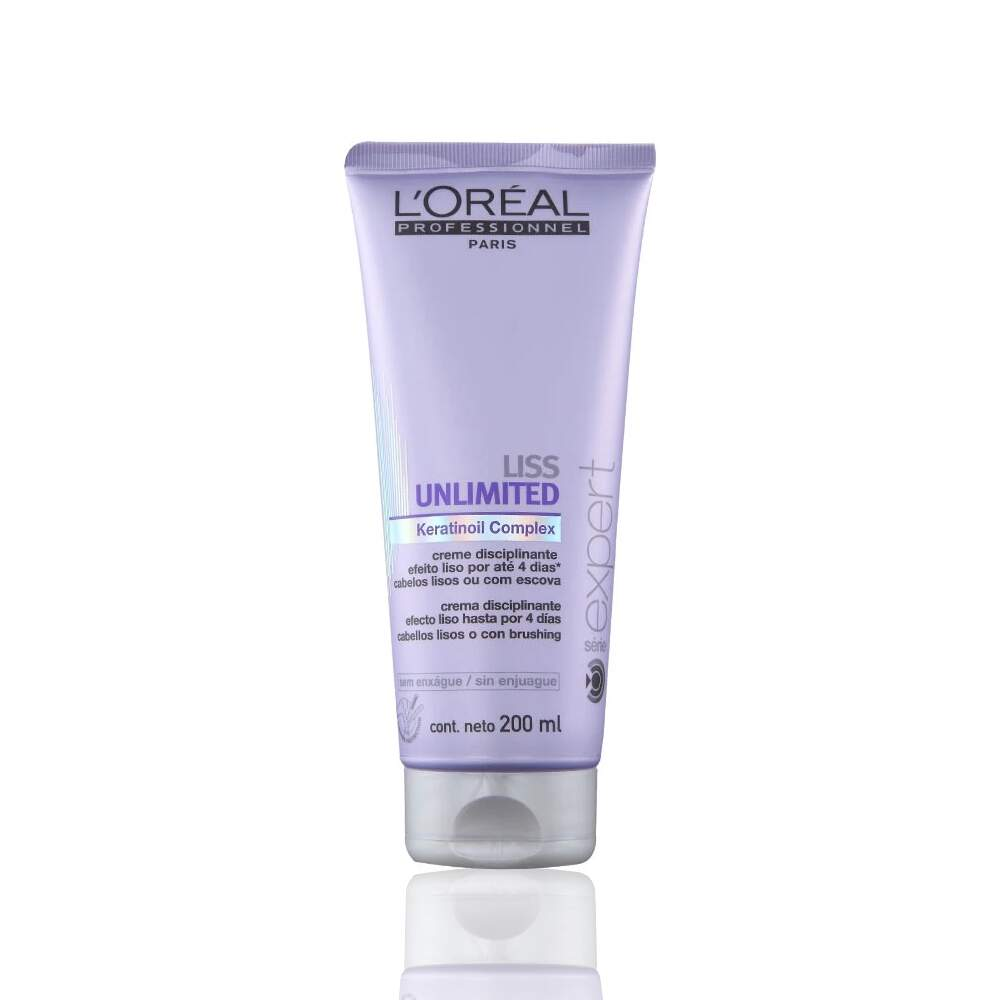 L´Oréal Professionnel Liss Unlimited Thermo Repair Leave-in - 200ml