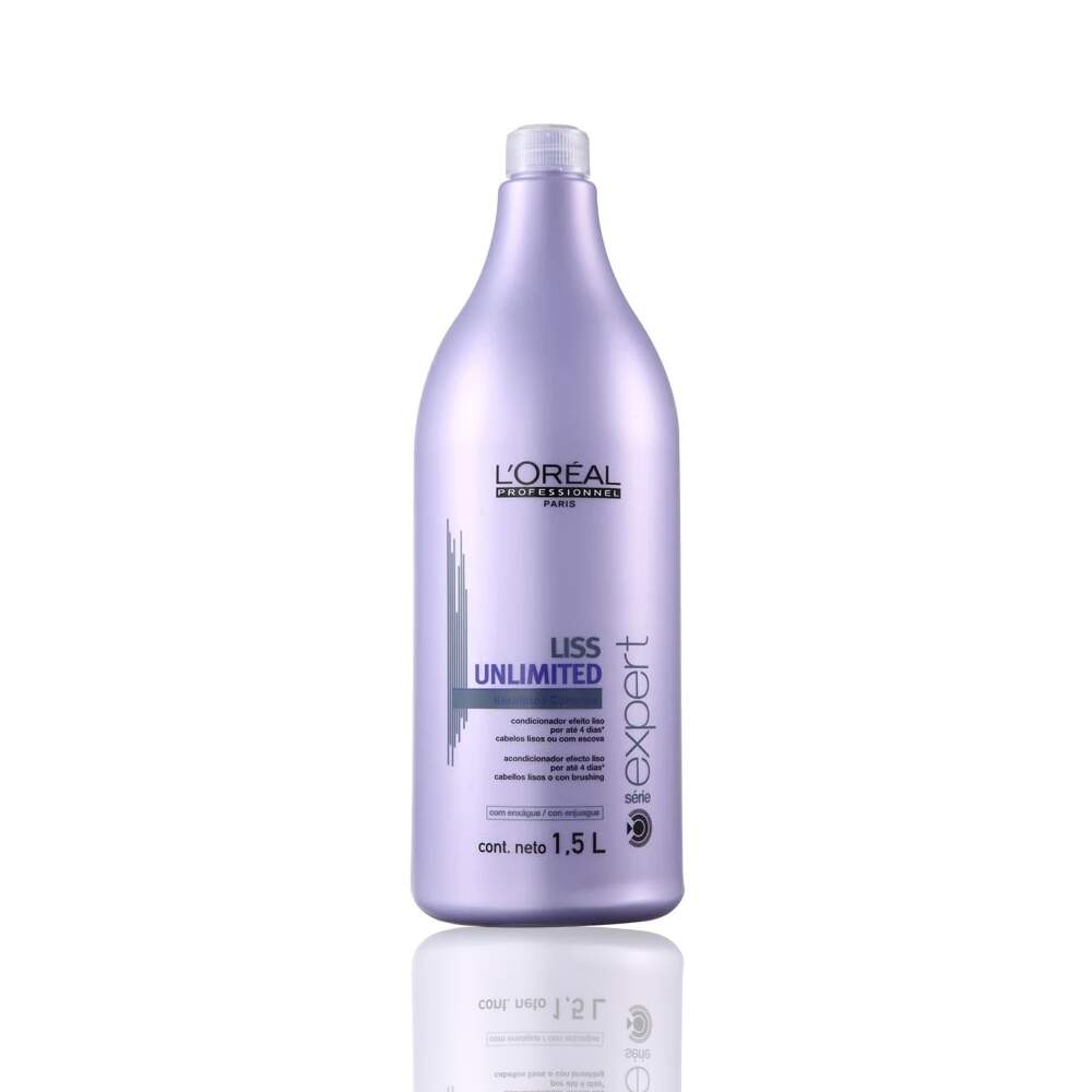 L´Oréal Professionnel Liss Unlimited Condicionador - 1500ml