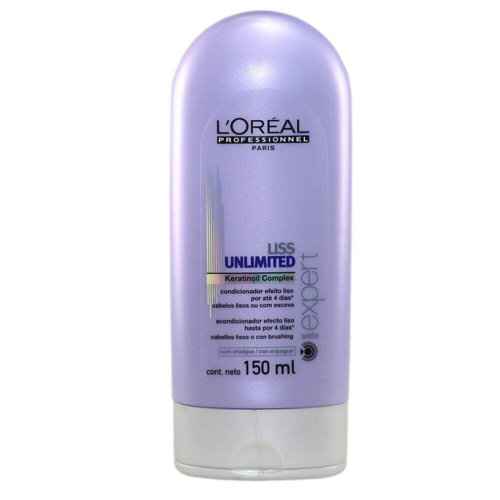 L´Oréal Professionnel Liss Unlimited Condicionador - 150ml