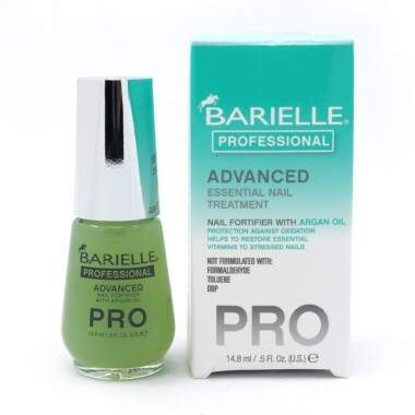 Nail Fortifier With Argan Oil (Base fortalecedora com óleo de argan)