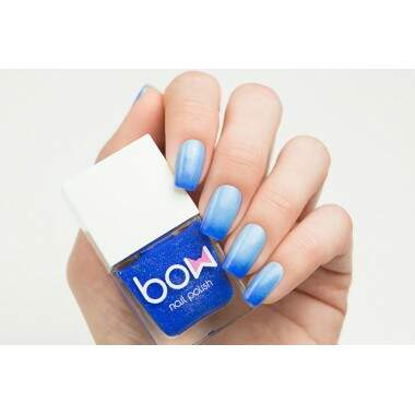 Thermo Top Coat Blue
