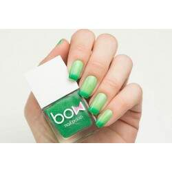 Thermo Top Coat Green