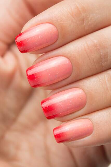 Thermo Top Coat Red