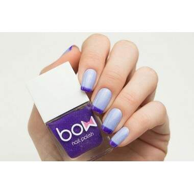 Thermo Top Coat Violet