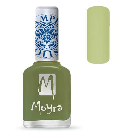 Stamping Polish 15 Light Green