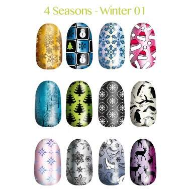 4 Seasons - Winter 01