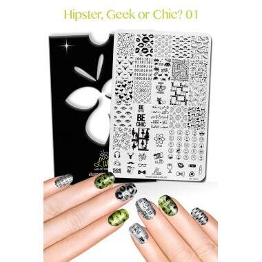 Hipster, Chic or Geek! 01