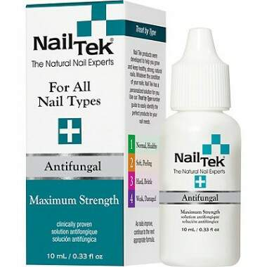 Nail Tek Maximum Strength Anti-Fungal (antifúngico para unhas)
